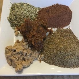 Milled ingredients